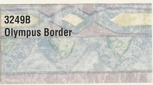 MG3249B - WP Border - Green & Blue