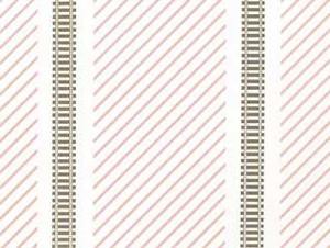 MG133D24 - WP - CHOO CHOO TRACKS - RED