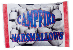 Dollhouse Miniature - FA55056 - Campfire Marshmallow Bag