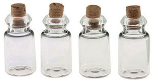 IM65525 - Empty Jars - Set/4