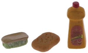 IM65405 - Cleaning Supplies - Set/3