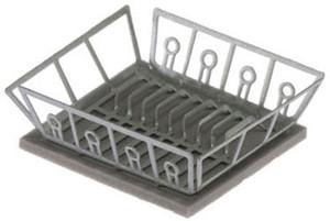 IM65237 - Gray Dish Drainer Set