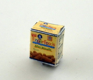 FA40069 - Arrowroot Cookies Box