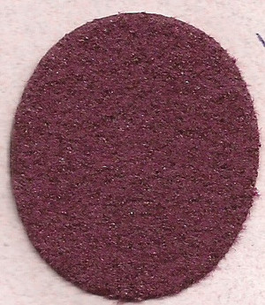 "Dollhouse Miniature - **Discontinued** - FF5974 - Carpet:  Burgundy - 13"" x 18"""
