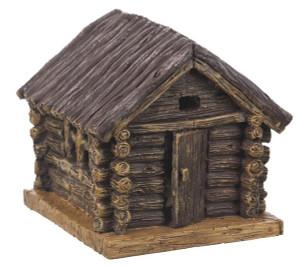 ER36954 - Fairy Garden Log House - Light Up