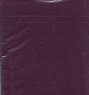 "10011-10 - Fabric: Burgundy - 11"" x 18"""