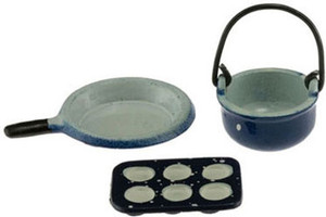 IM65193 - Spatterware Set