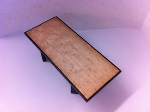 236008 - OOAK Coffee Table - Birdseye Maple