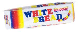 FA54116 - WHITE BREAD - SQUOOSHY - Pkg/2