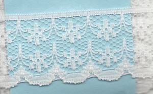 4190034 - Lace: White