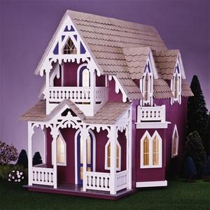 Dollhouse Kit - DH8019 - Vineyard Cottage