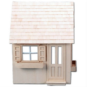 Dollhouse Kit - Greenleaf/Corona Concepts - DH9310 -  Primrose - Front
