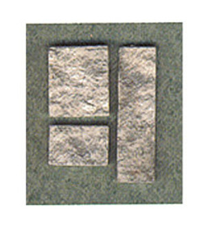 AAM0725 - Fieldstone Veneer - Gray 72 Sq Inches