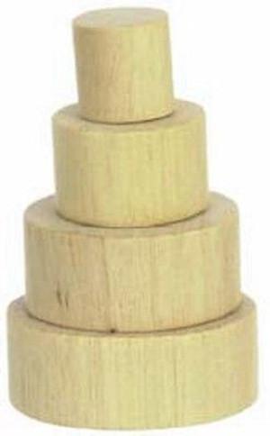 FA81110 - Wedding Cake Tier Kit - 4 tiers