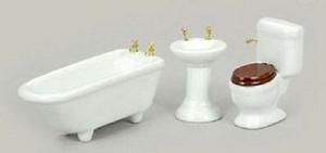 T0513 -Porcelain Bathroom Set/3