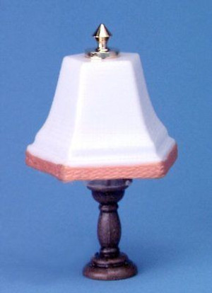 Dollhouse Miniature - MH646 - Miniature Table Lamp