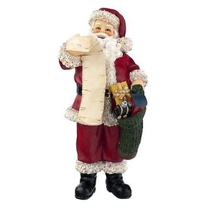 HW3094 - Figure - Santa Standing