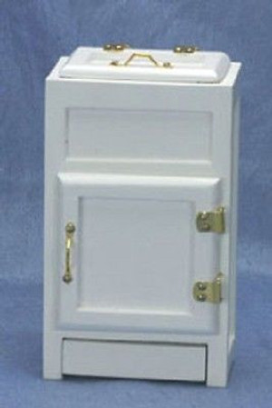 CLA10205 - Ice Box Fridge - White