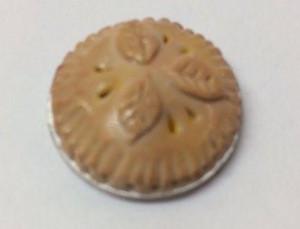 Dollhouse Miniature - 91161 - Apple Pie - OOAK
