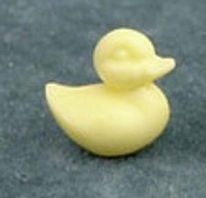 Dollhouse Miniature -FR70224 - Yellow Ducky - Single