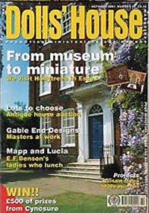 Dolls' House Magazine - October 2001 - Number 41