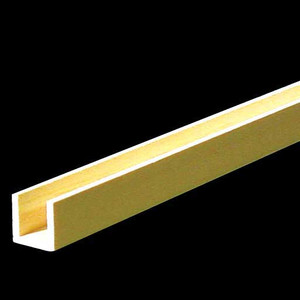 "HW7068 - 1/2"" Channel Moulding"