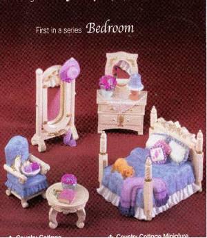 Avon - Country Cottage - Bedroom