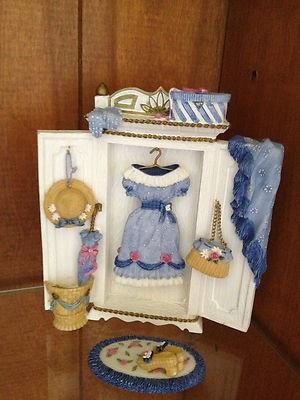 Avon - Miniature Wardrobe Collection - Suzanna's Sundress