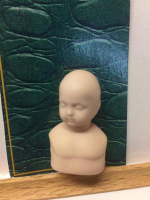 Doll Blank - Gigi Small Pouty Head Blank Only