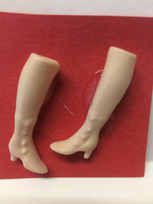 Doll Blank - Eliza Leg and Boot
