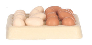 G8270 - Eggs in carton - Pkg/16