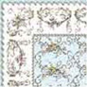 BPRG117 - Rug: St. Elizabeth Blue