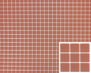 "FF60635 - Tile - Terra Cotta Square  - 11"" x 15-1/2"""