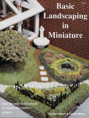 Basic Landscaping in Miniature