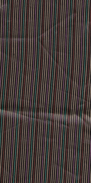 "41901151 - Fabric:  Multi Colour Stripes - 6"" x 11"""