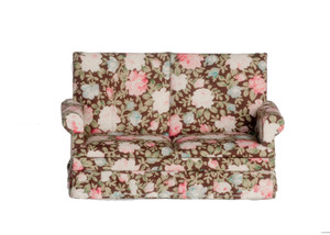 T3570 - FLORAL LOVESEAT