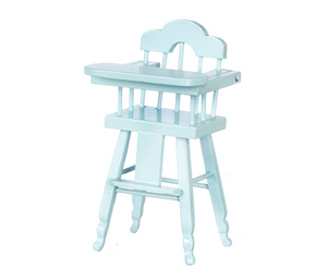 T5893 - High Chair/Blue