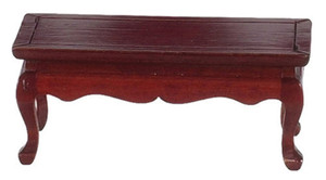 T3799 - Coffee Table, Mahogany
