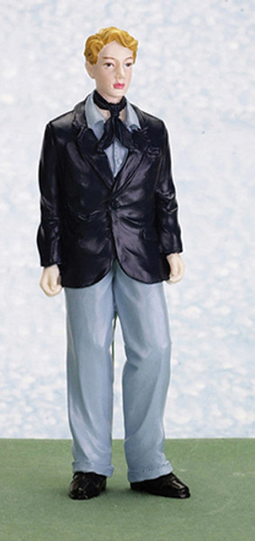 T8243 - Dan/Young Man In Suit Figure