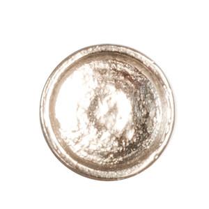"MA0801 - Small Metal Dish - 1:24 Scale (1/2"" Scale)"