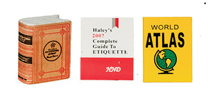 MA1133 - Books Set/3