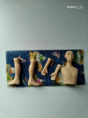 Dollhouse Doll Kit - Clem