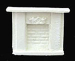 UMF22 - Quarter Scale Fireplace
