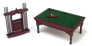 T3476 - Pool Table Set/7