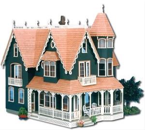 DH8010 - Garfield Dollhouse Kit