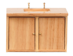 D3777NB - Kitchen Sink - Oak