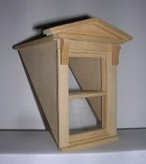 400 - Small Dormer with Working Window
