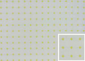 "FF60651- Tile - Diamond - Yellow - 11"" x 15-1/2"""
