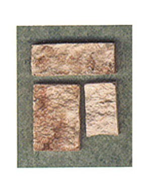 AM0724 - Cut Stone Brown 72 sq.