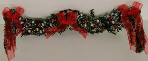 Christmas Garland - Wide